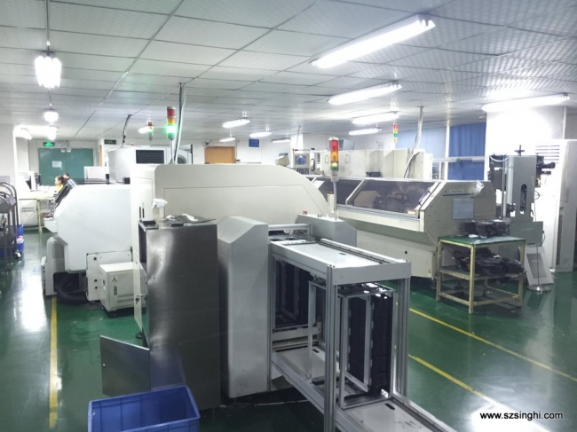 SMT贴片加工生产线自动化发展趋势